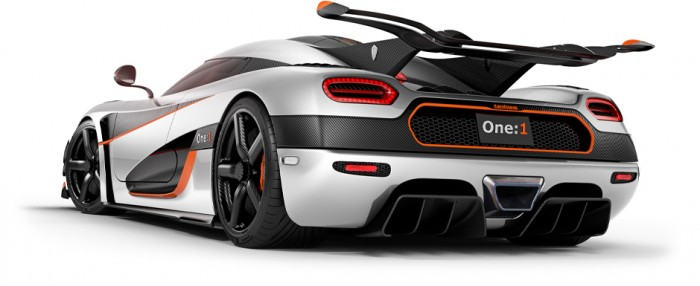 The Koenigsegg One 1 Is A Sexual Tyrannosaurus The News Wheel