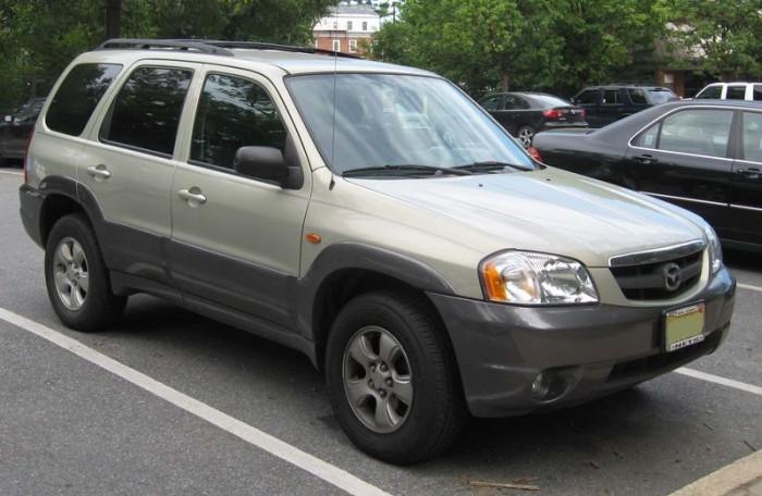 2001-2004 Mazda Tribute