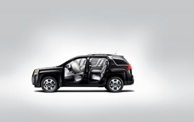 GMC Terrain Joins GM Top Safety Pick+ Vehicles for 2014