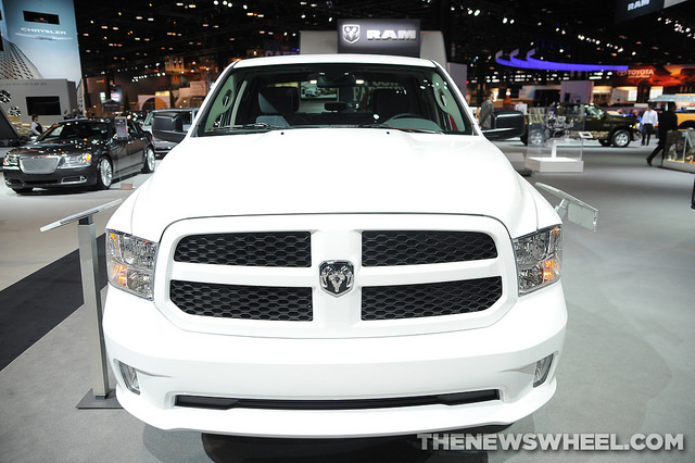 Enter the Ram 1500 Victory Lap Sweepstakes to get behind the wheel of a new 2014 Ram 1500.
