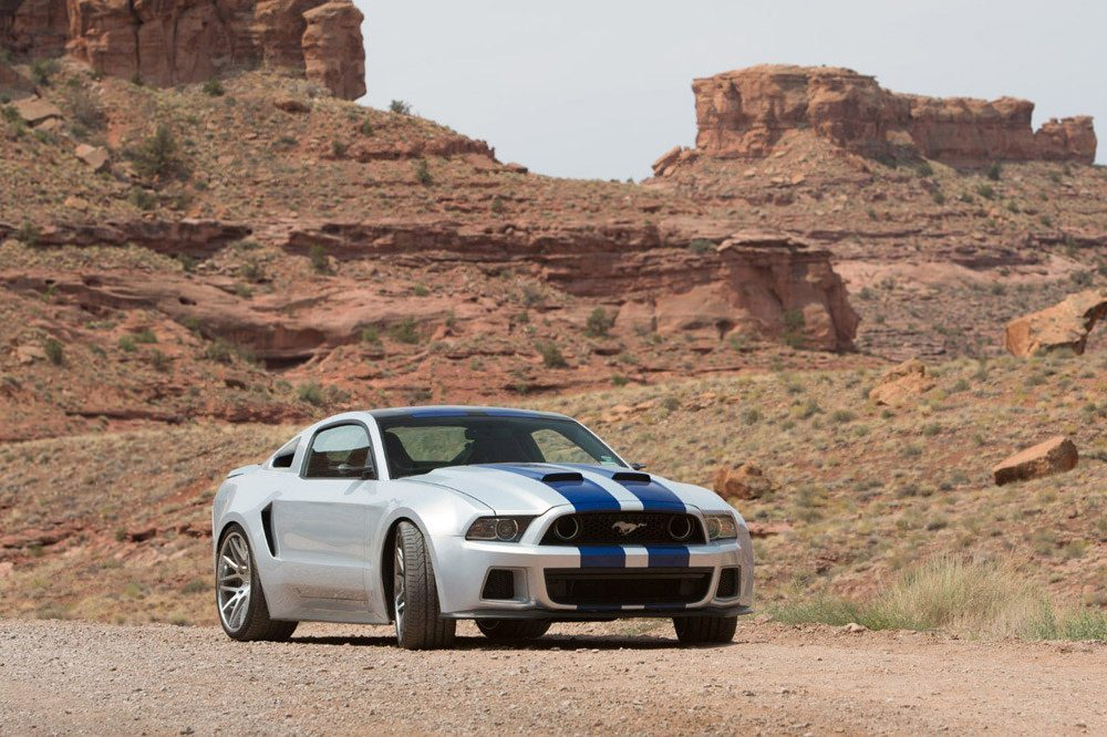 mustang shelby need for speed movie