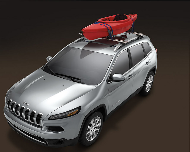 Customize Your Jeep Cherokee