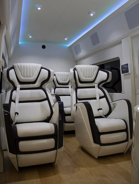 Ford Transit Skyliner Concept