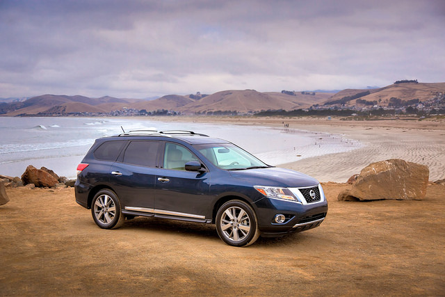 Nissan Pathfinder - 2014 Most Popular on Edmunds.com