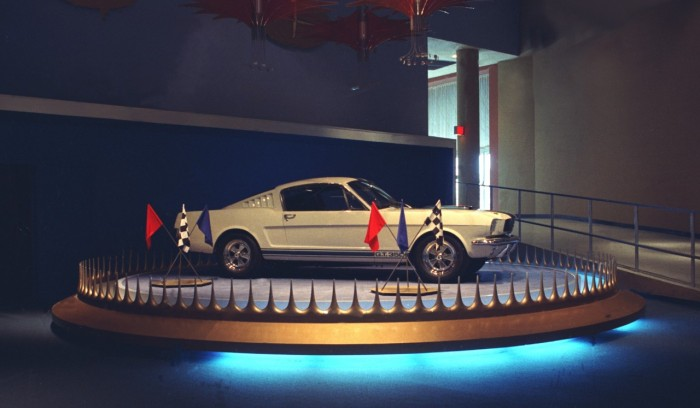 1965 Mustang Shelby GT350 World's Fair