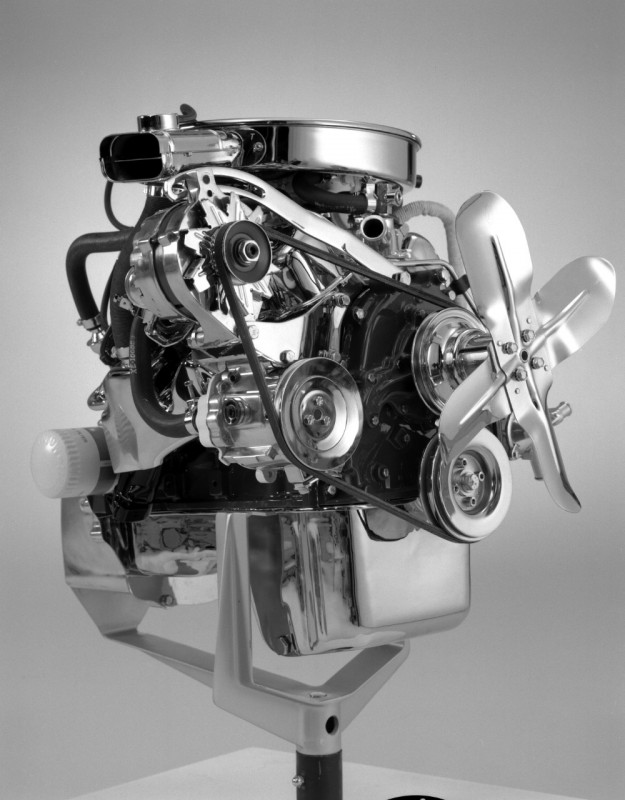 1974 Ford 2.8-liter V6 for the Mustang II