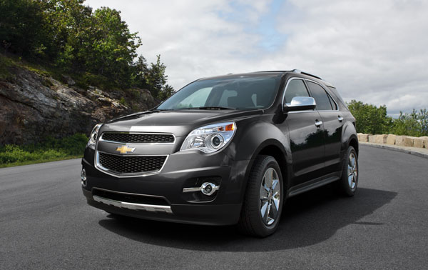 2013 Chevy Equinox Overview - The News Wheel