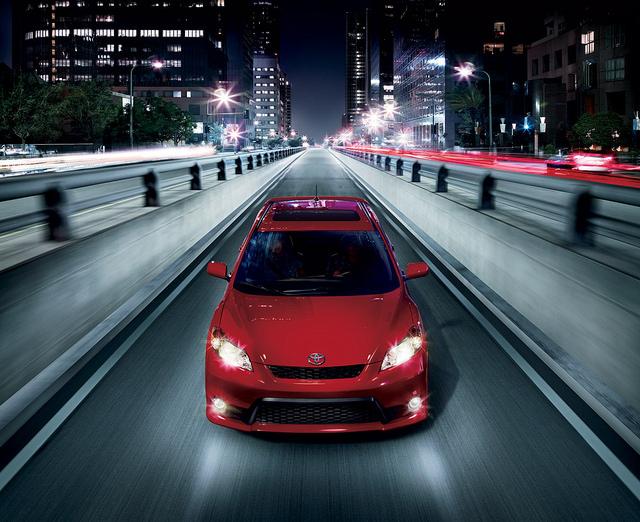 2013 Toyota Matrix Overview