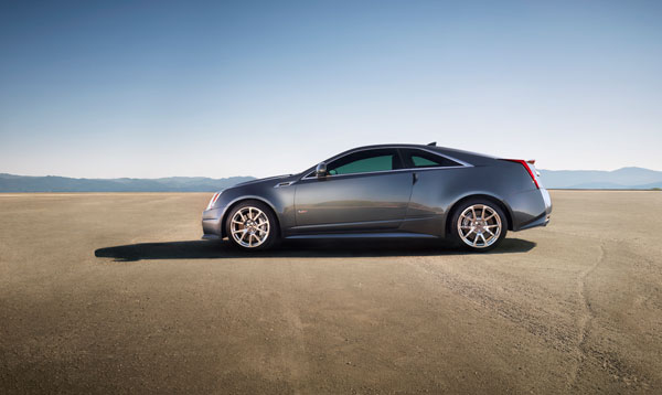 2013 Cadillac Cts Coupe >> 2013 Cadillac CTS Coupe Overview - The News Wheel