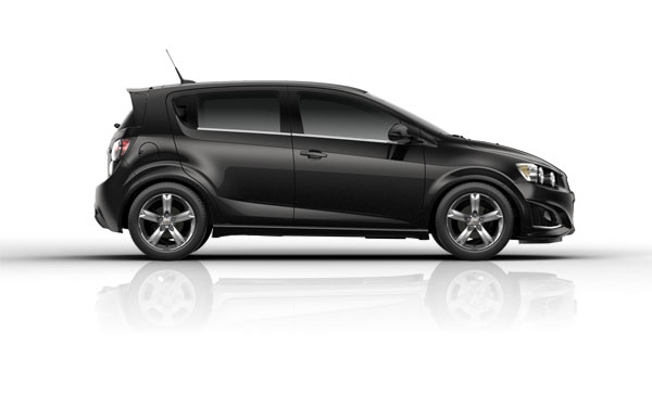 2013 Chevrolet Sonic Overview