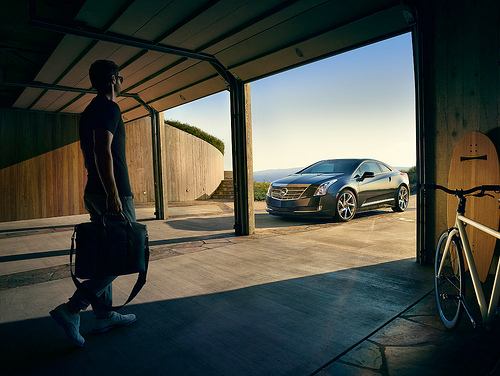 Cadillac's Partnership with ChargePoint for 2014 Cadillac ELR