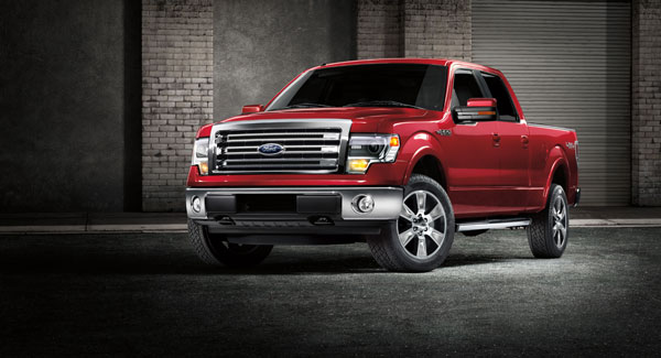 2014 F-150 - Ford's March sales