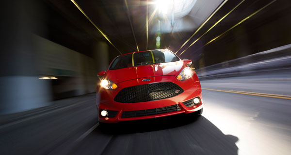2014 Ford Fiesta ST Overview