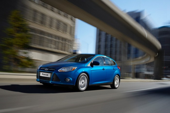 Ford Focus | Ford Smart Mobility Plan