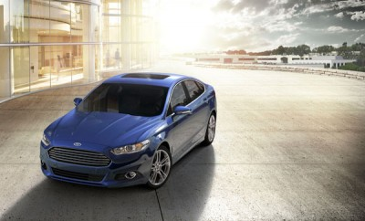 2014 Ford Fusion - Ford's March sales