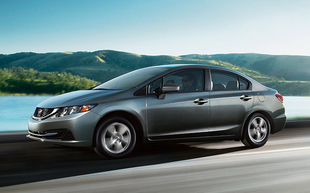 2014 Honda Civic Natural Gas Overview