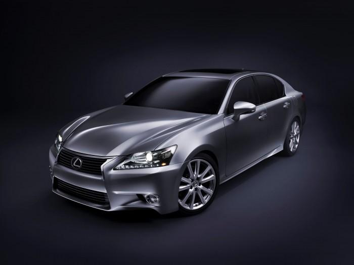 Lexus GS history