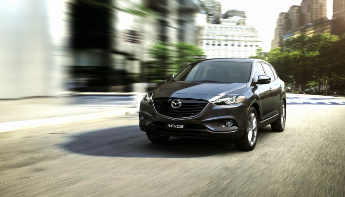 2014 Mazda CX-9 overview