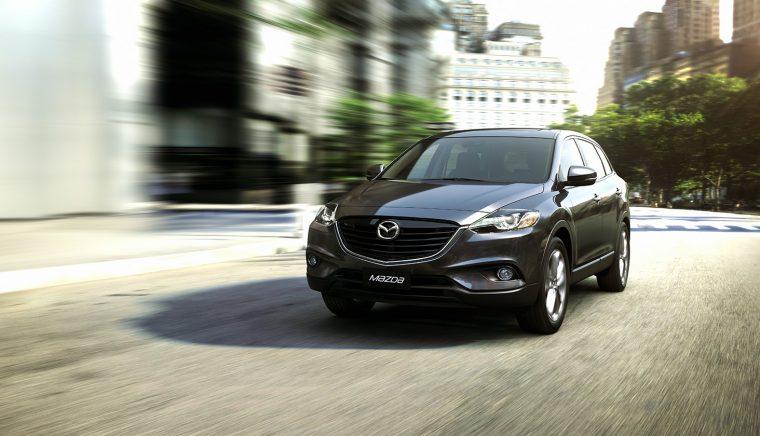 Next Mazda CX-9