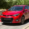 2015 Toyota Corolla Five-Star Safety Rating