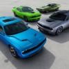2015 Dodge Challenger Fiat Chrysler Automobiles at the San Antonio Auto Show