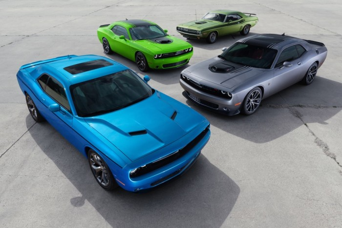2015 Dodge Challenger pricing has been announced.