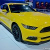 2015 Ford Mustang overview