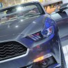 2015 Ford Mustang technology