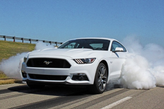 German 2015 Mustang Price