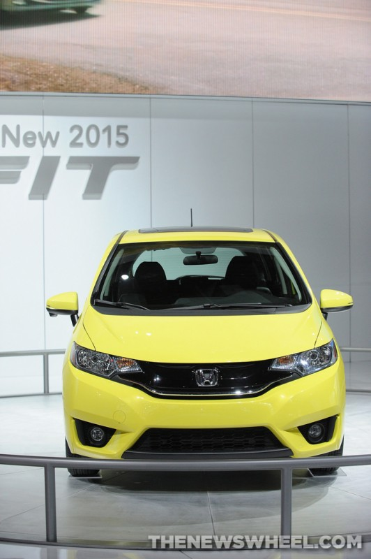 2015 Honda Fit Delayed