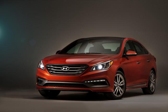 2015 Hyundai Sonata pricing