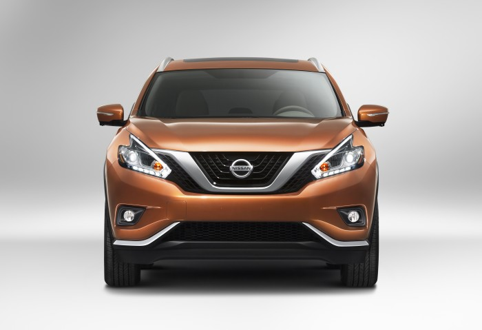 2015 Nissan Murano front grille to Museum of Mississippi History and the Mississippi Civil Rights Museum