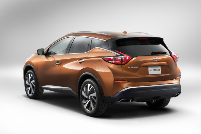 2015 Nissan Murano efficiency