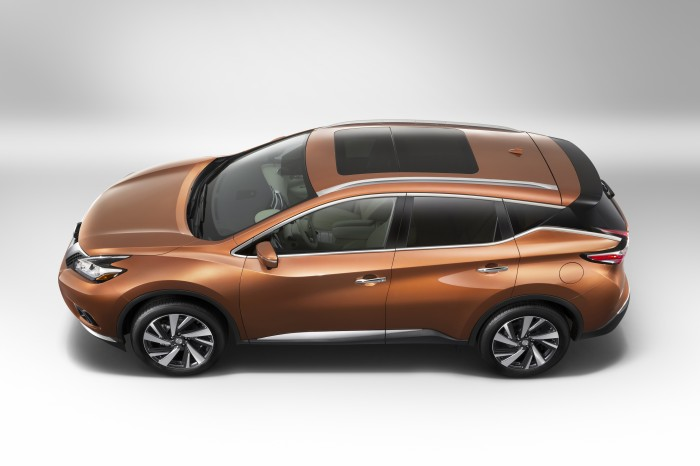 2015 Nissan Murano safety