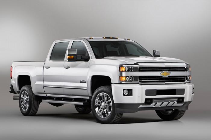 2014 Chevrolet US Sales