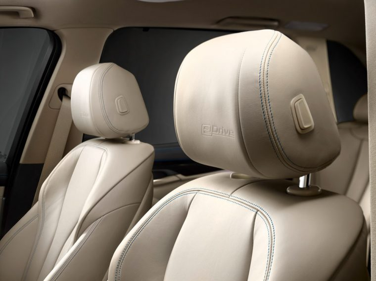 BMW Concept X5 eDrive Interior