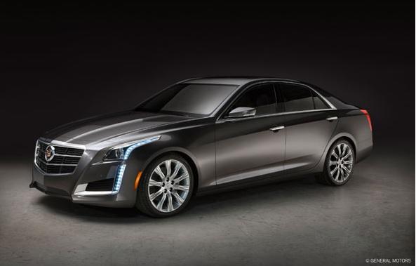 win a Cadillac CTS