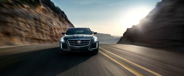 Cadillac CTS - Cadillac tops Customer Service Index