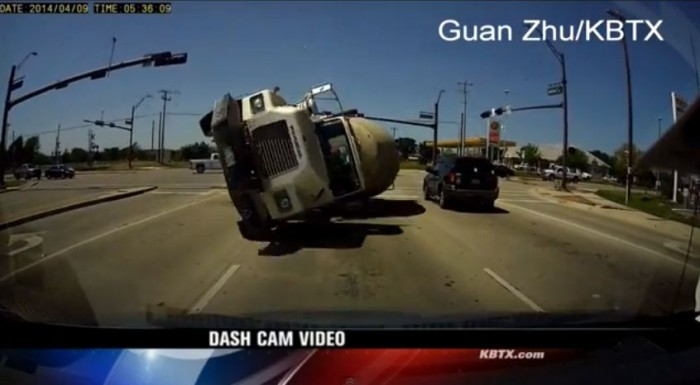 5 Crazy Videos Captured by Russian Dash Cams