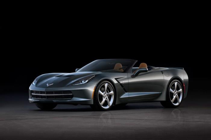 2014 Corvette Stingray Convertible Overview