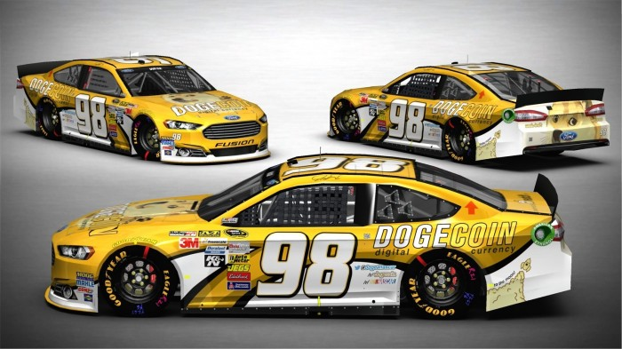 Doge Livery Yellow