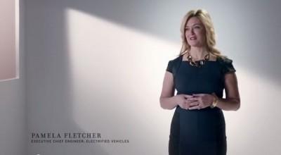 Cadillac ELR Ad
