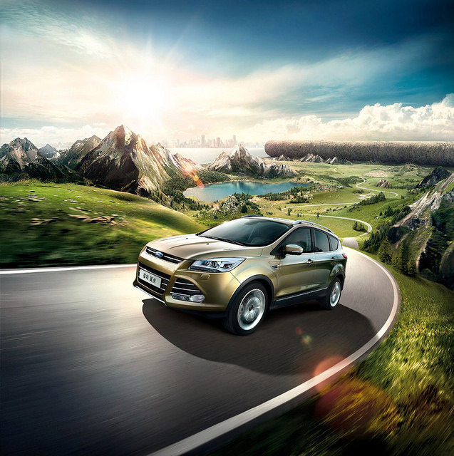 Ford August sales in Europe