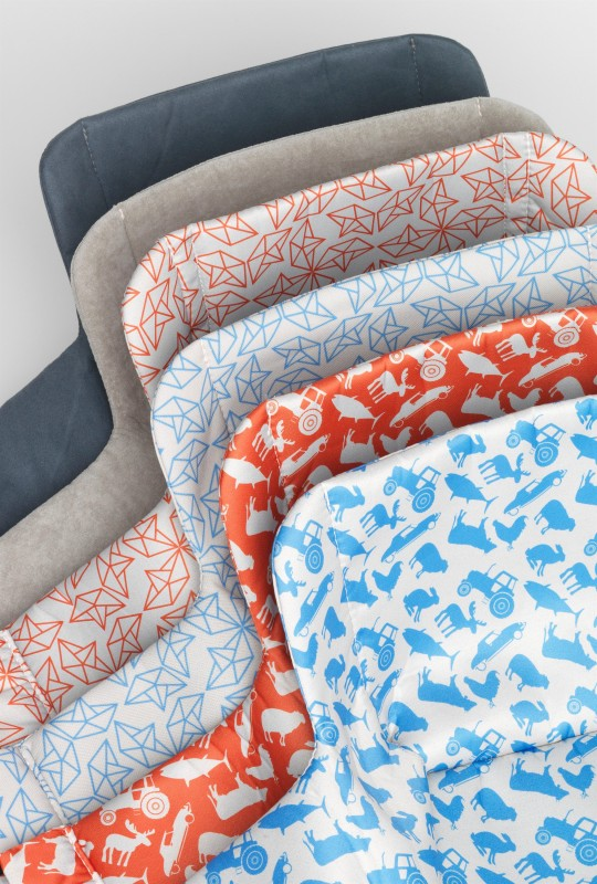 Volvo's new Inflatable Child Seat Concept Inserts