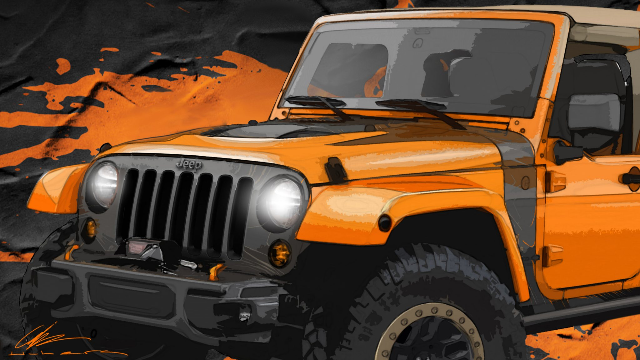 chrysler offers 2014 moab easter jeep safari vehicles sneak peek. Black Bedroom Furniture Sets. Home Design Ideas