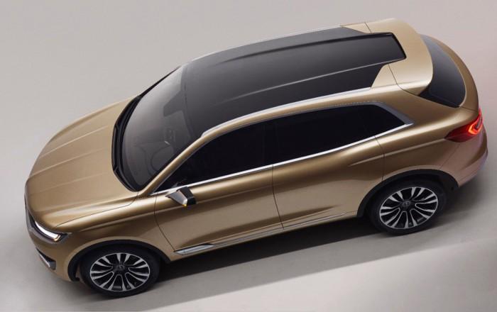 Lincoln MKX Concept (