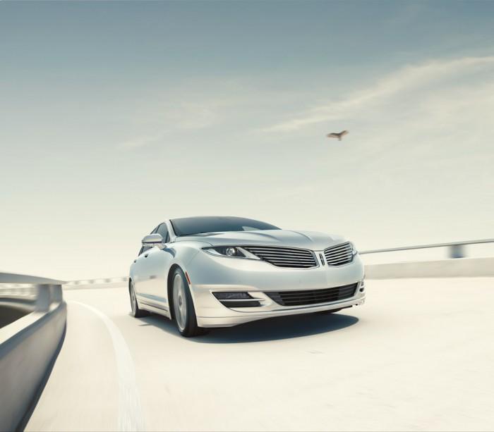 Lincoln MKZ Hybrid History