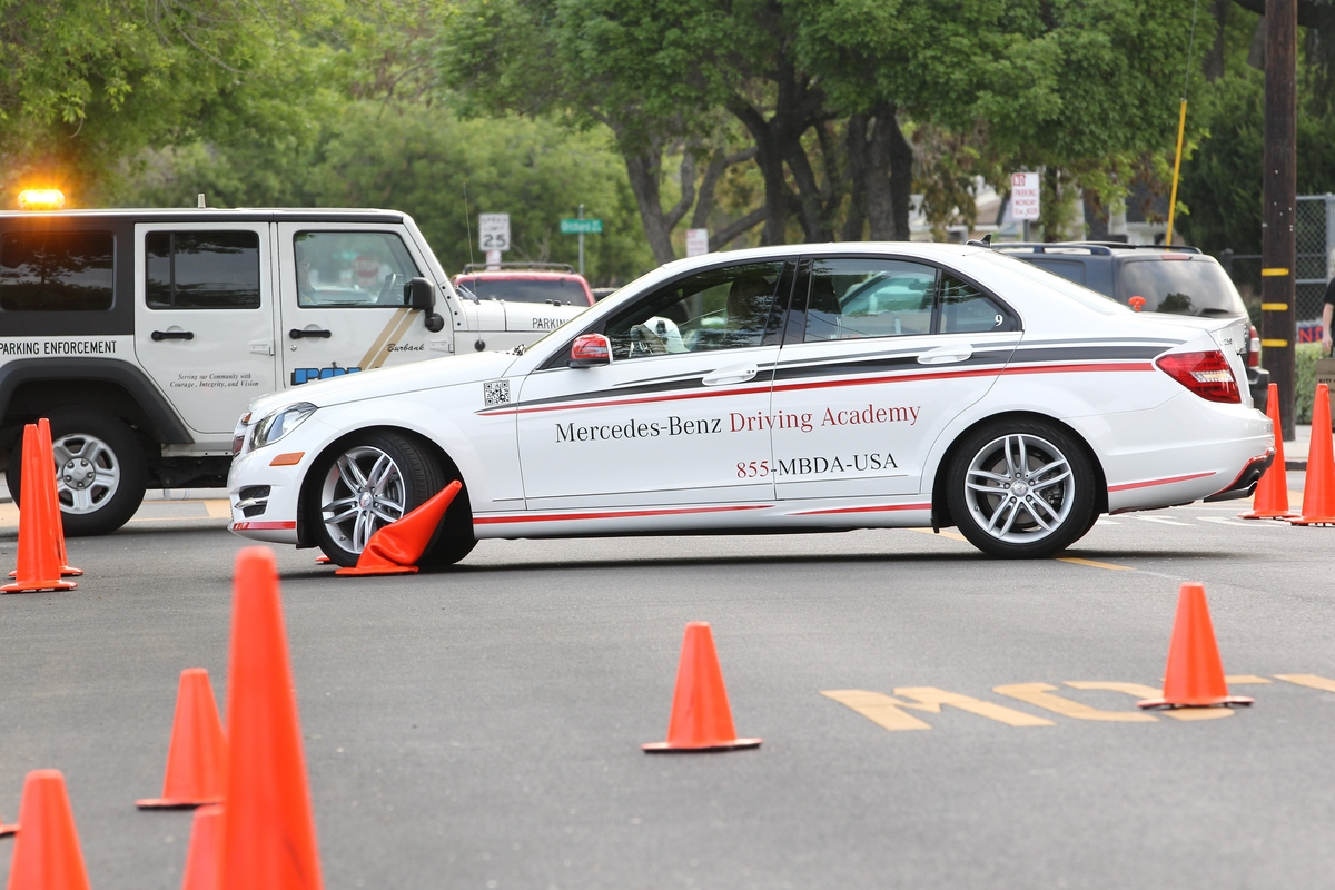 mercedes benz driving academy encourages safe teen driving the news. Cars Review. Best American Auto & Cars Review