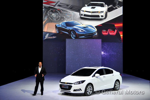 next-generation Chevy Cruze