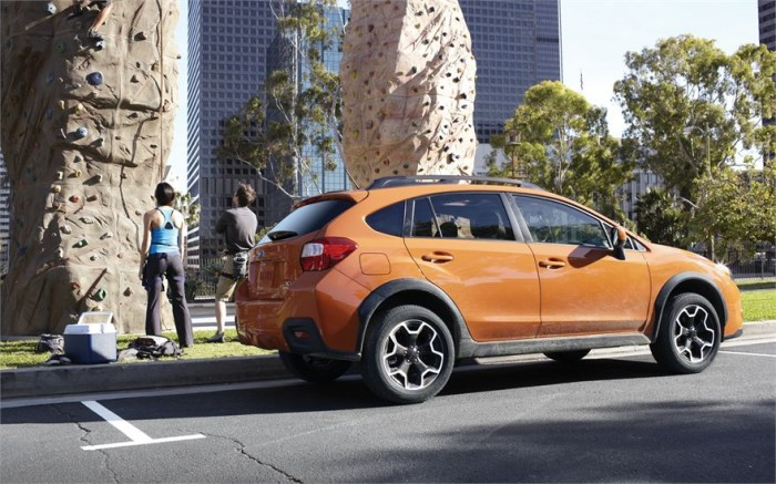 Subaru Crosstrek - Subaru's March Sales